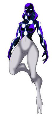 Tali - Captain Universe