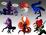 Banshee symbiotes