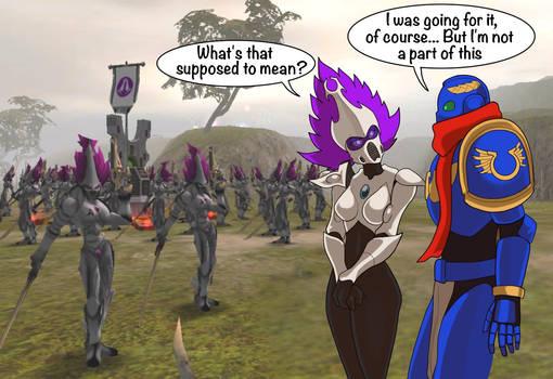 Legion Banshee Tali