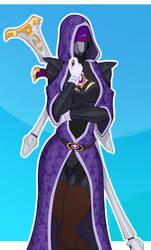 Tali - Eldar Ranger
