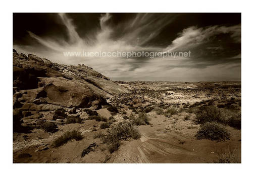 The Valley Of Fire - III