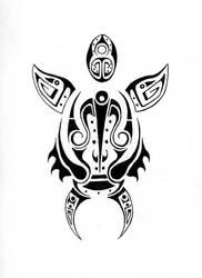 First Tattoo by Psymanic