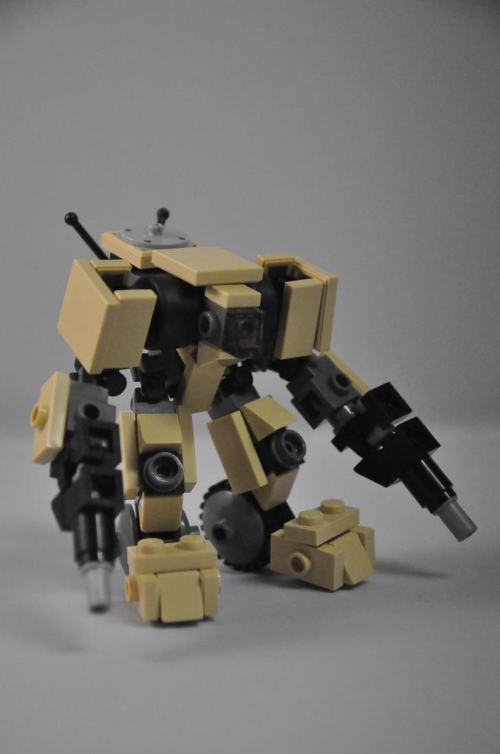 OHI-04 Hunchback by MittenNinja