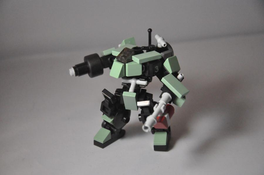 ST-09c Recon Iguana by MittenNinja