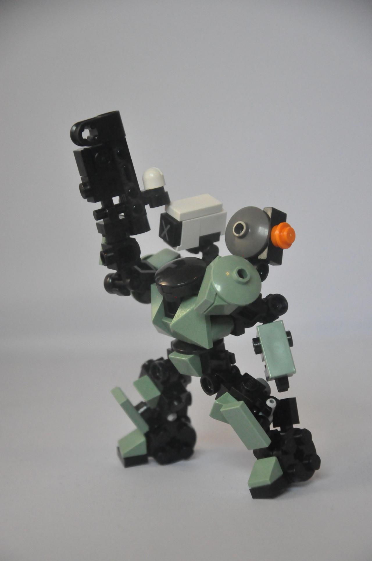 ST-07SLCb Assault Chub by MittenNinja