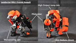 Landscript Mk2: Frontal Assault