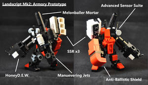 Landscript Mk2: Armory Prototype
