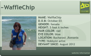 WaffleChip's Profile Picture