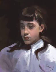 Study 2 Young Girl