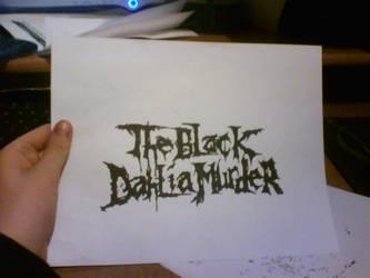The Black Dahlia Murder by Mysterio666