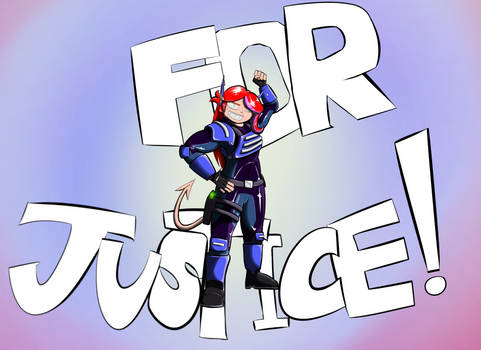 For Justice!
