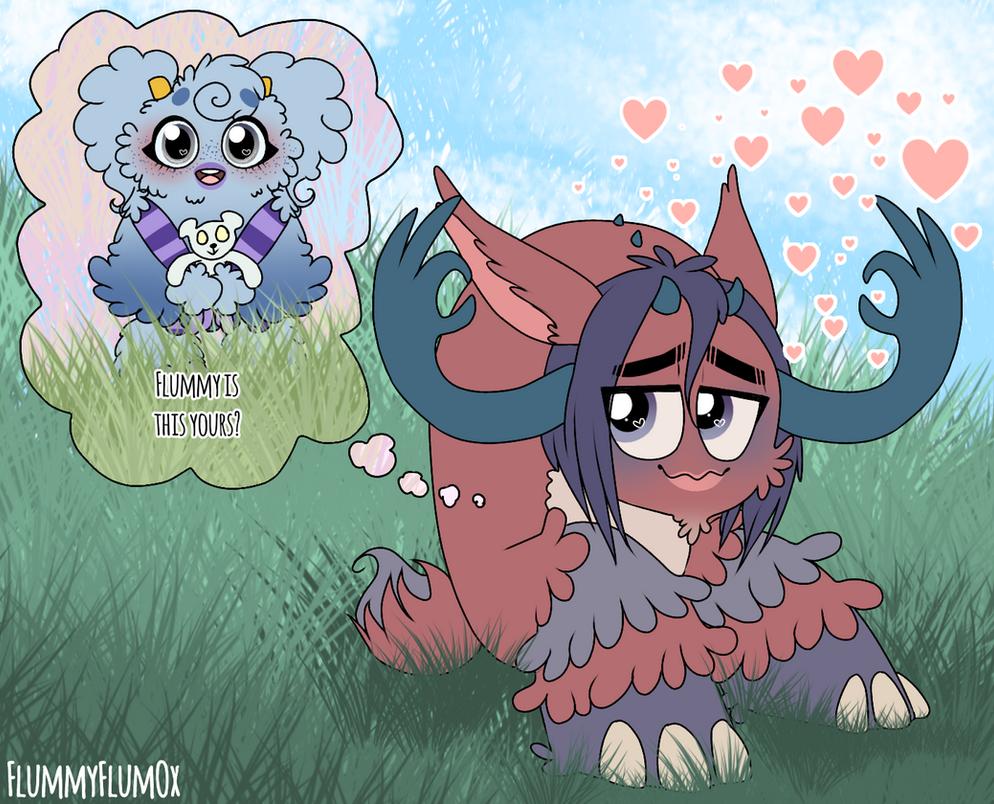 childhood crush by FlummyFlumOx
