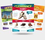 Product Promotion Business Flyers V1 by satgur
