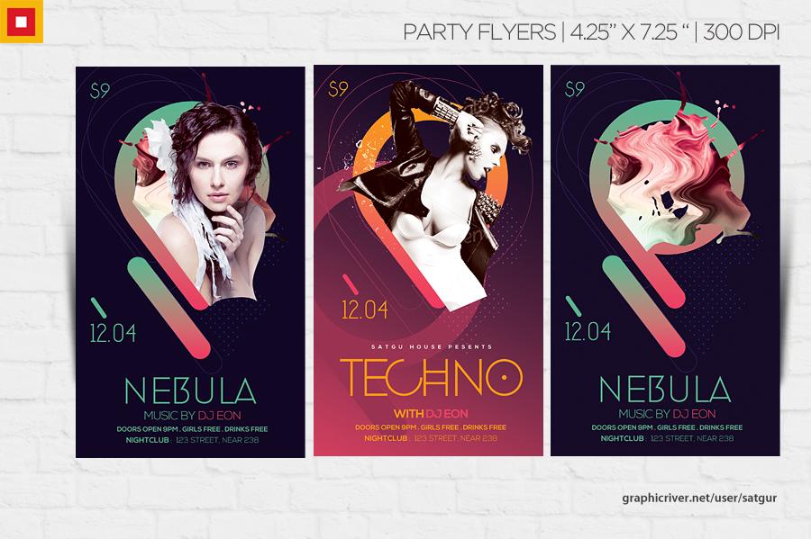 Nebula Flyer by satgur