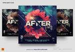 After Party Flyer by satgur