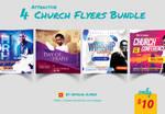 Church Flyers Bundle Vol 2 by satgur