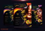 Beauty Salon Flyer Template by satgur