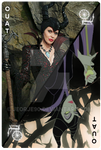 OUAT Card Maleficent