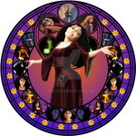 Gothel stained glass