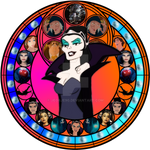 Narissa stained glass