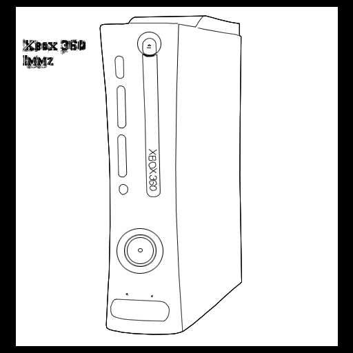 xbox 360 coloring pages - john deere logo coloring pages coloring pages