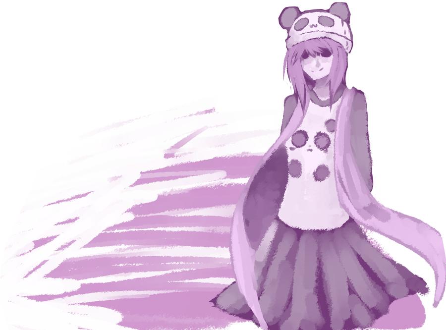 Panda Spirit Day by Kawaii-Miho