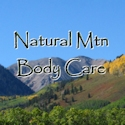 Natural Mtn Body Care - logo for a friend by frawgzdezignz
