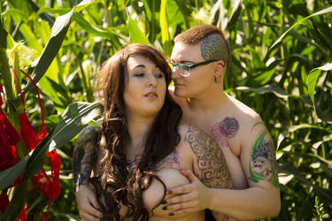 Danie and Galexika 17 by GoldenBoyPhotography