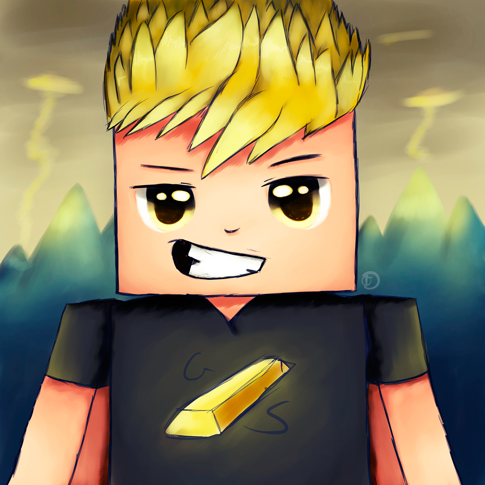 photoshop minecraft avatar template