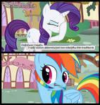 Rainbow Stache
