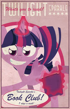 Twilight Sparkle Book Club