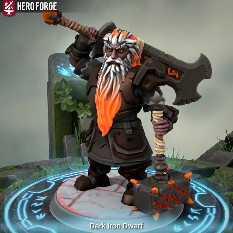 Dark Iron Dwarf