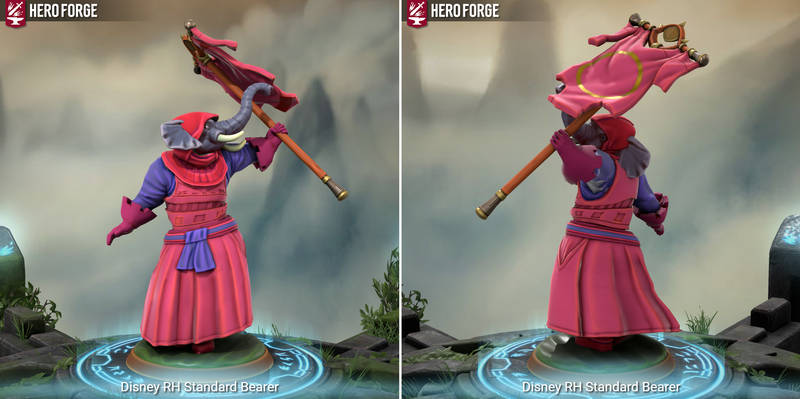 Disney's Robin Hood - Standard Bearer