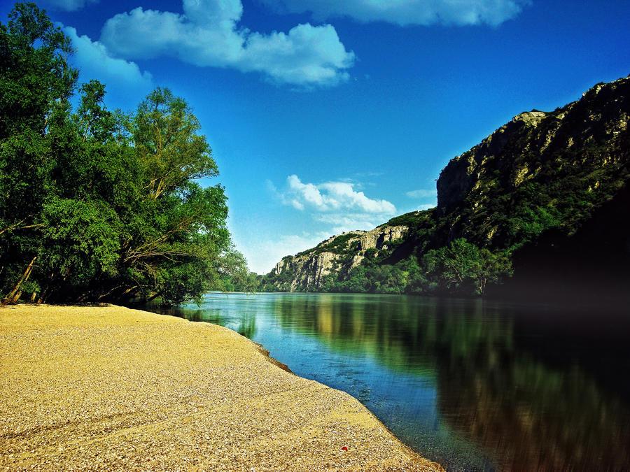 Nestos River - Greece by kouki1