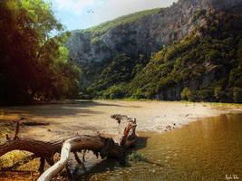 Nestos river V by kouki1