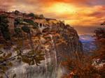 Meteora - Greece by kouki1