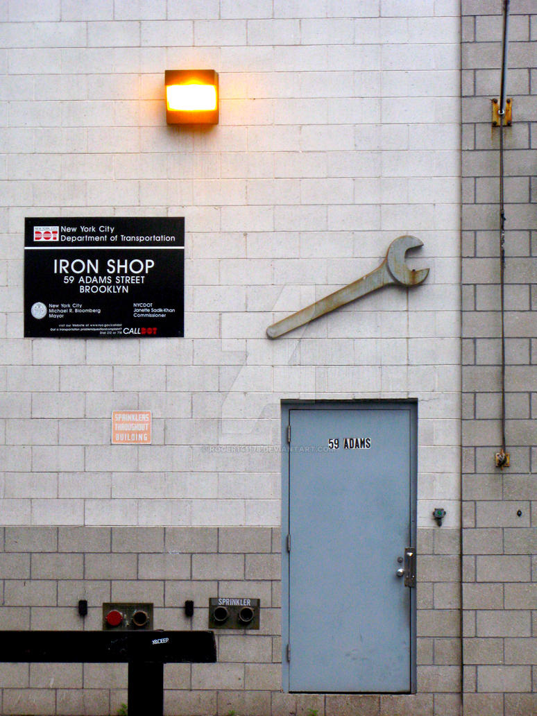 Iron shop brooklyn ny by roger141178 on deviantart for Art and craft store in brooklyn ny