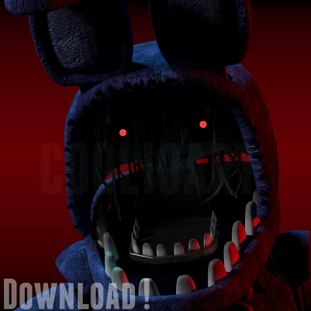 merry christmas withered bonnie download by coolioart on deviantart