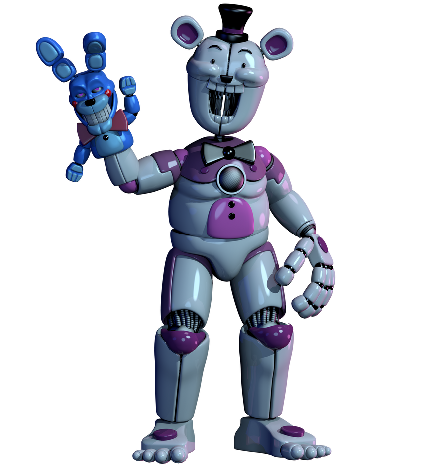 Rapetime Funtime Freddy FULL RENDER By CoolioArt On DeviantArt
