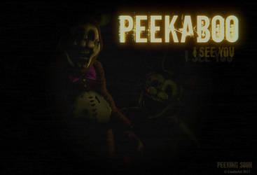 PeekaBoo Teaser by CoolioArt