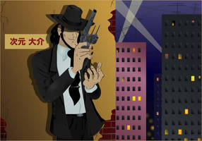 Jigen by broom-rider