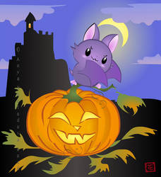 Halloween Batty 16