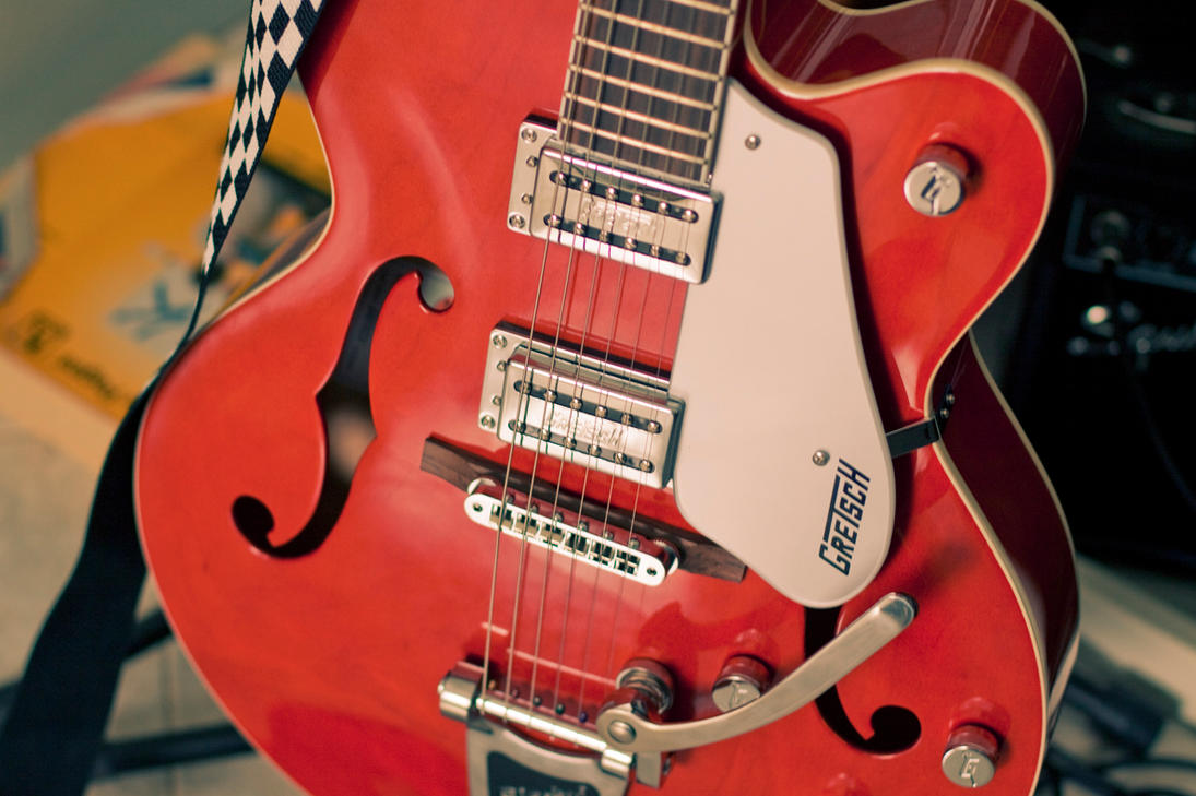 El Gretsch O Matic By Thousanium