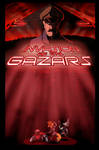 Invasion of the Gazars:Cover