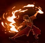 Prince Zuko of the Fire Nation
