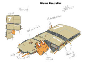 HORIZONS mining controller by Csp499