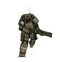 Exoskeleton by Csp499