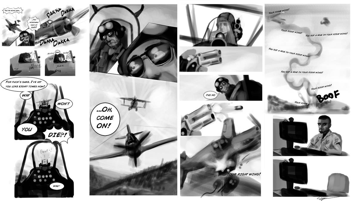 The War Thunder Experience by Csp499 on DeviantArt