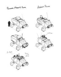 Rover Sketches