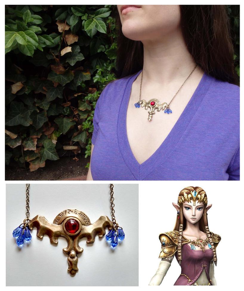 Princess Zelda Jewelry: Twilight Princess Zelda